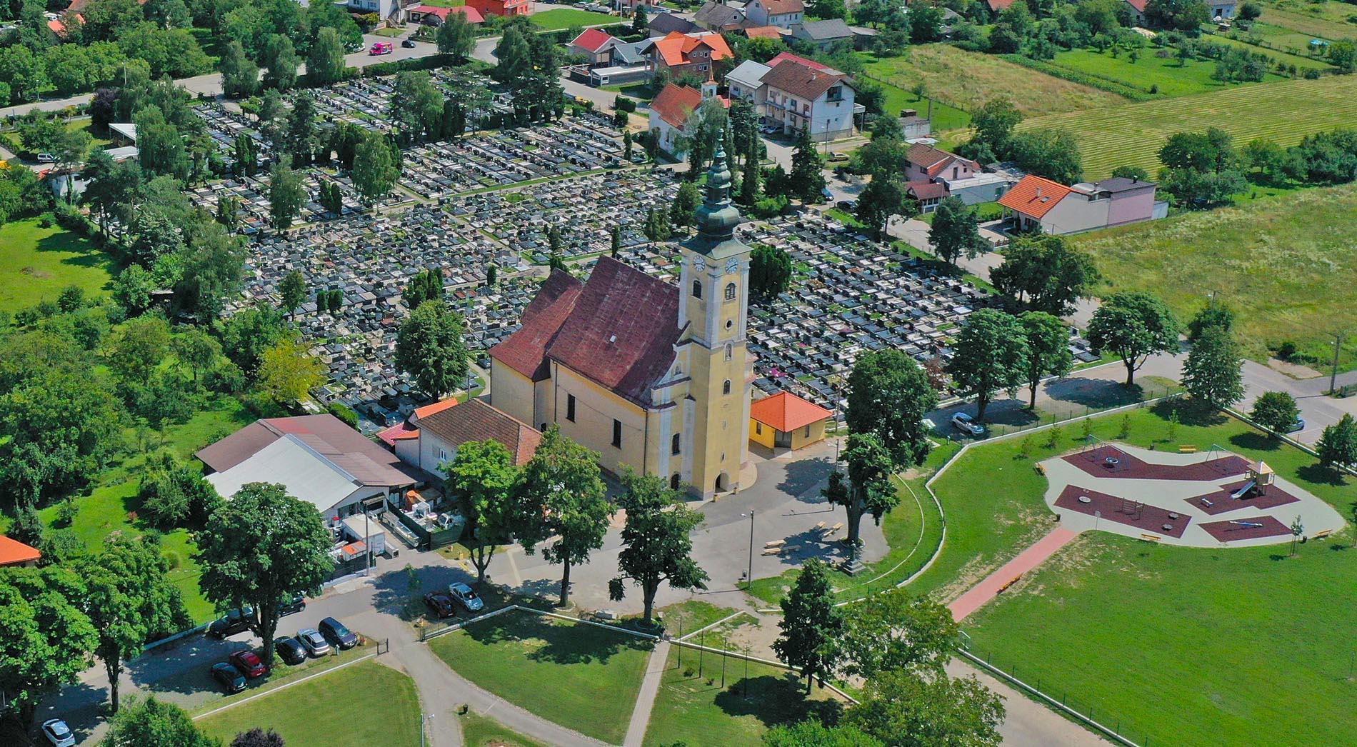 crkva sv. Ivan Nepomuk Lučko